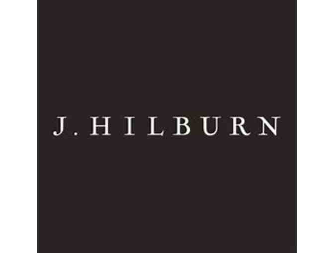 J. Hilburn Made to Measure Suits $200 Credit