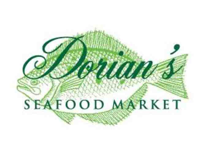 Dorian's Seafood Market - $50 Card and Goodies
