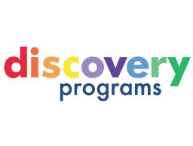 Discovery Programs $100 gift certificate