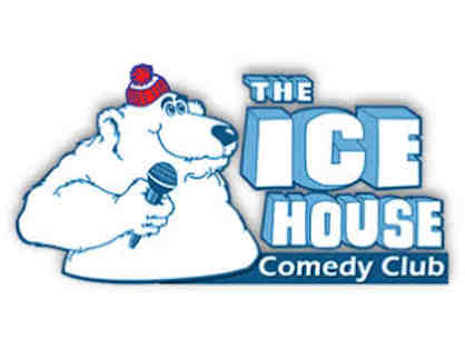 Ice House Comedy in Pasadena- 4 tickets! (1 of 3)