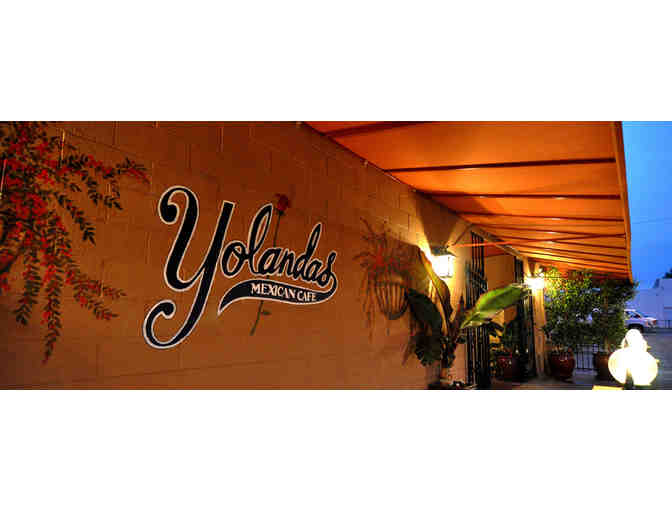 Yolanda's Mexican Cafe-$30 Gift Card (1 of 3) - Photo 1