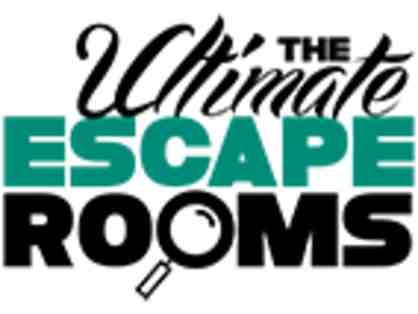 The Ultimate Escape Room Experience for 4!