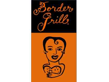 Border Grill - $100 Gift Card & signed copy of