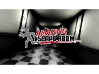 Amazing Escape Room - 2 Person Voucher #2