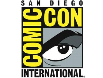 Two Tickets to SOLD OUT Comic-Con International - July 12 - 15, 2012