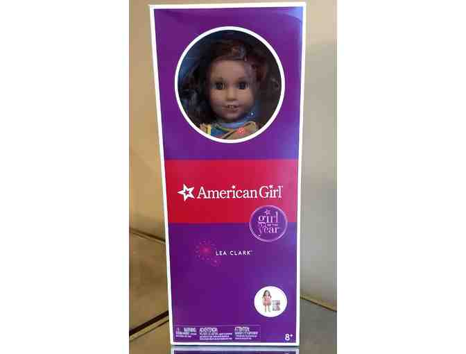 American Girl Doll and Book