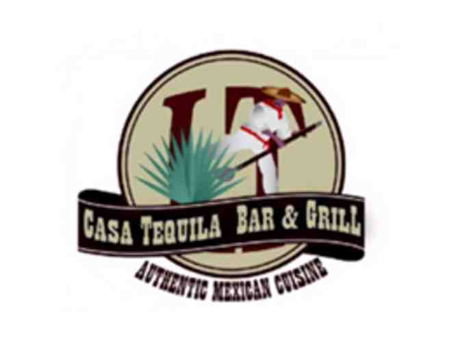 Casa Tequila $50 Gift Card