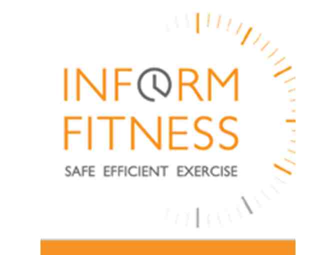 Strength Training at Inform Fitness