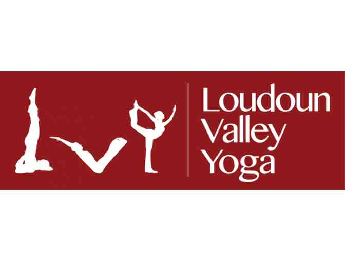 Loudoun Valley Yoga - One Month Yoga Package