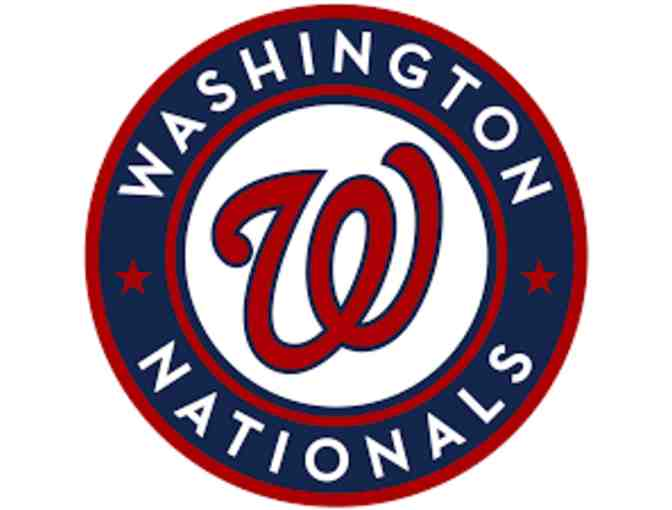 Four Washington National Baseball Tickets
