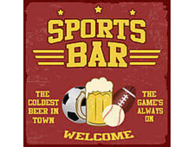 Sports Bar Package