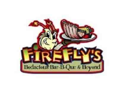 LIP-SMACKING, FINGER-LICKIN' FUN FROM FIREFLY'S BBQ!