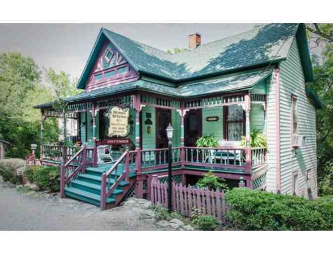 Two-Night Stay with Hidden Springs Bed and Breakfast