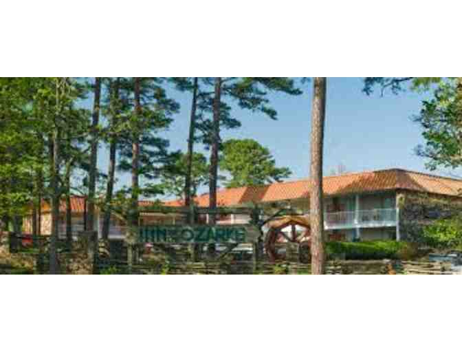 Two-Night stay with Best Western Inn of the Ozarks