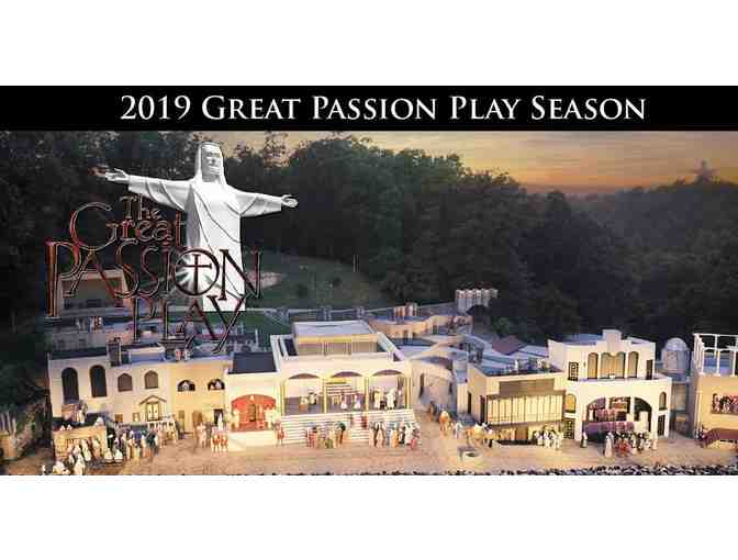 Family Pack for Great Passion Play