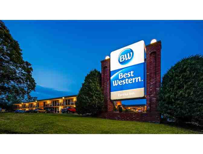 Two-Night Stay with Best Western Eureka Inn