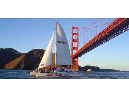 Adventurecat Sailing charters: Bay Sail for Two