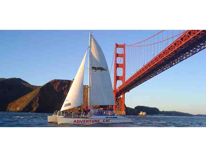 Adventurecat Sailing charters: Bay Sail for Two - Photo 1