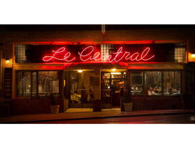 Le Central Bistro: Gift Card $100