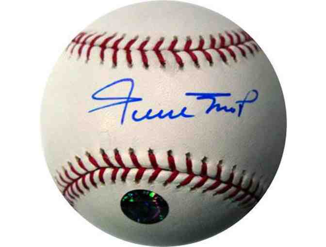 Willie Mays San Francisco Giants Signed Baseball