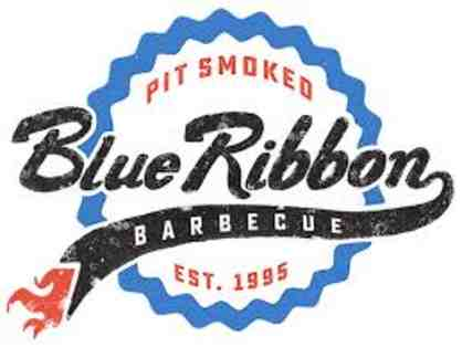 Blue Ribbon Barbecue - $25 Gift Card