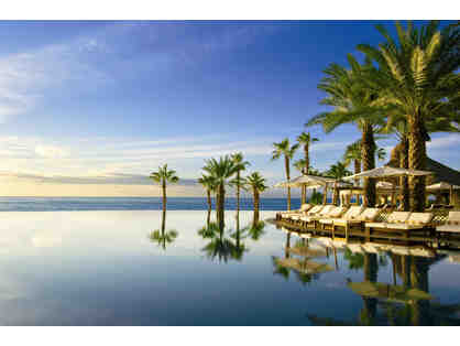 Cabo San Lucas Oceanview Getaway with Airfare for 2