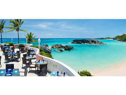 4 Night Stay at the Farimont Bermuda Experience w/ Airfare for 2