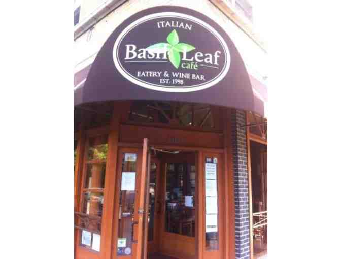 Basil Leaf Cafe - $50 Gift Certificate - Photo 1