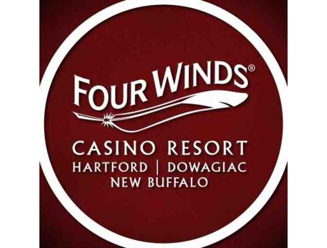 Four Winds Casino - $350 Gift Card - Photo 1