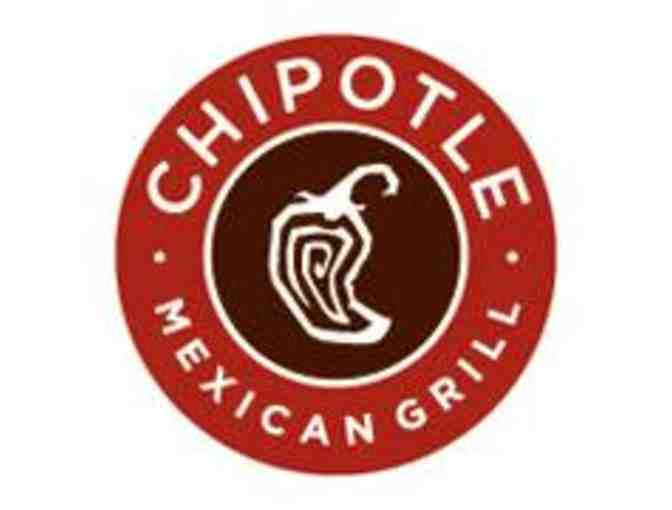 Chipotle - 4 Free Meals - Photo 1