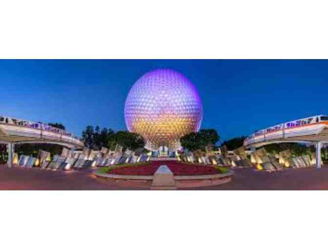 One Day Disney Park Hopper Tickets - four pack - Photo 4