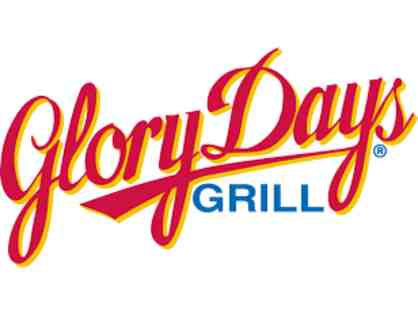 $25 Gift Certificate for Glory Days