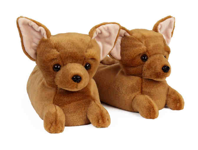 Chihuahua Slippers by Bunny Slippers