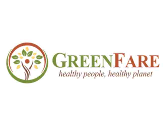 Green Fare Organic Cafe