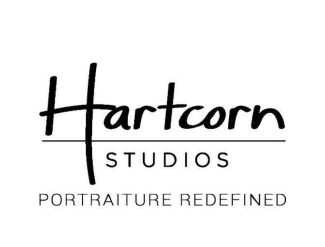 Family Portrait Gift Certificate from Hartcorn Studios