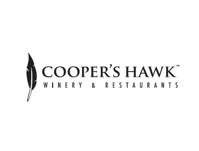 Cooper's Hawk Lux wine Tasting for Four