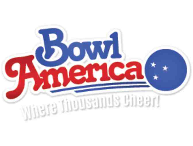 Bowl America Bowling party for 6
