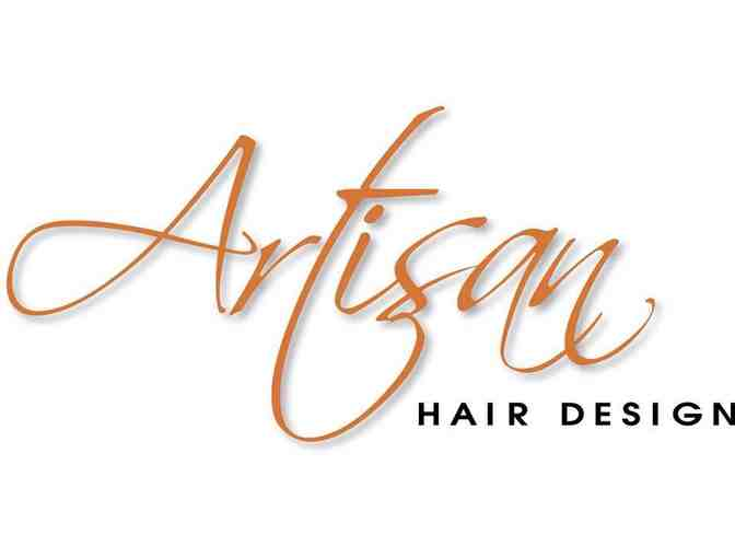 Artisan Hair Design Gift Certificate and Beauty Items