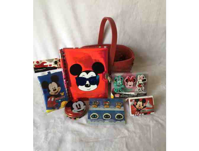 Disney Themed Basket and Gift Card