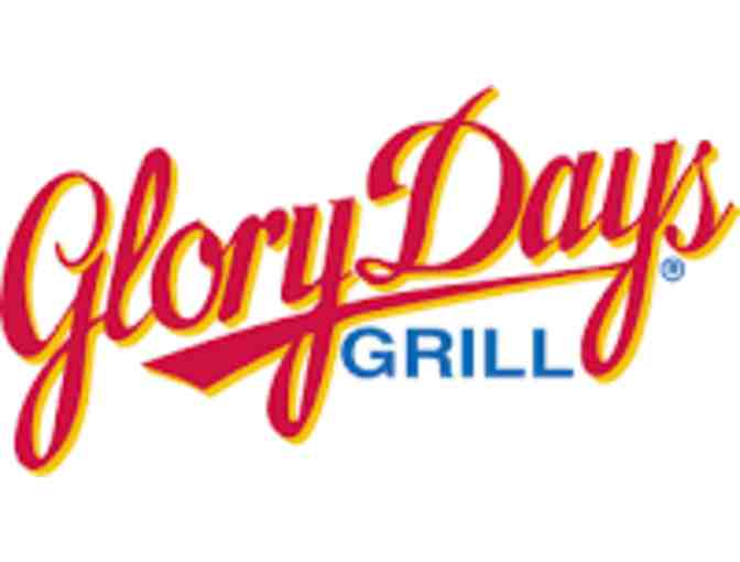 Glory Days Grill Gift Certificate