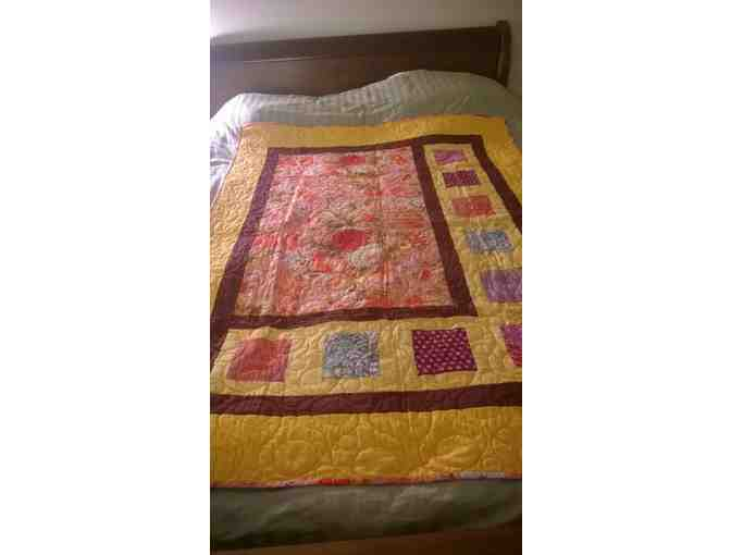 Handmade Quilt by Diana