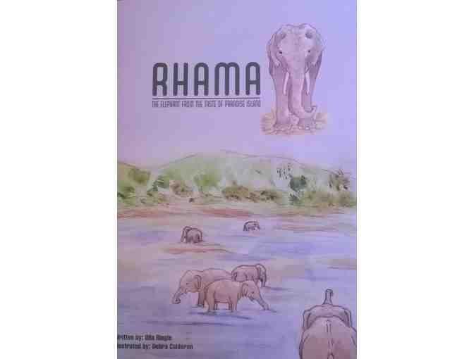 Rhama - Children's book