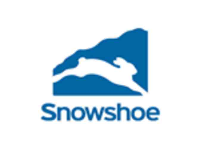 2 Midweek Winter Lift Tickets at Snowshoe Mountain Resort