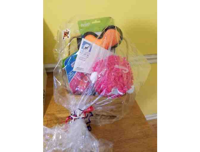 Becky's Pet Care Gift Basket - includes $100 Becky bucks