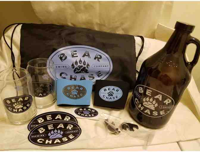 Growler Pack from Bear Chase Brewing Company