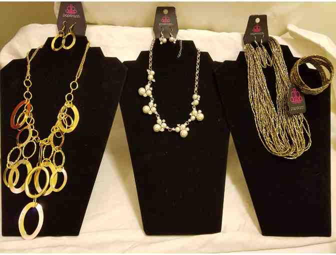 Paparazzi Jewelry - 3 sets