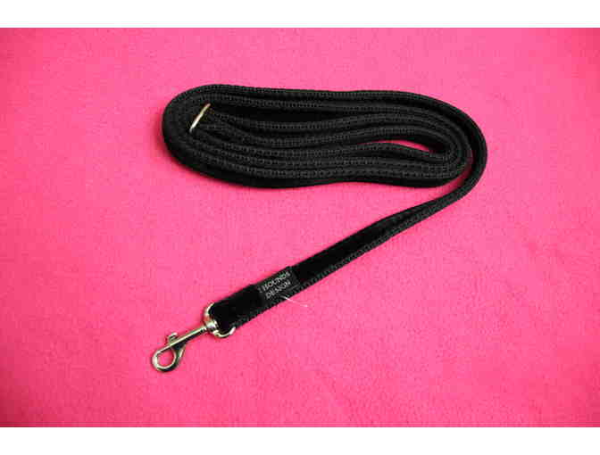 Black Velvet Leash from 2 Hounds Design