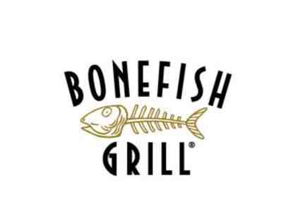 Bonefish Grill - Two $25 Certificates