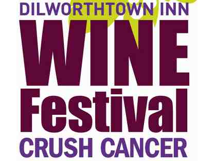 2019 Dilworthtown Inn Wine Festival - 2 VIP Tickets