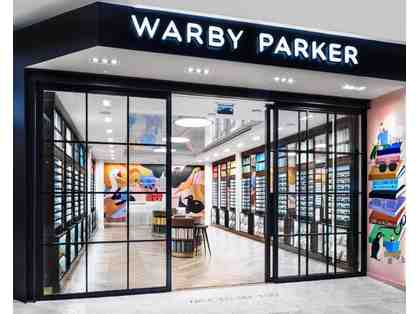 Set your Sights on Warby Parker